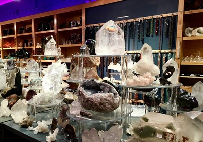 ROCK STAR CRYSTALS in Chelsea - New York, NY 10001 Rocks Minerals & Fossils