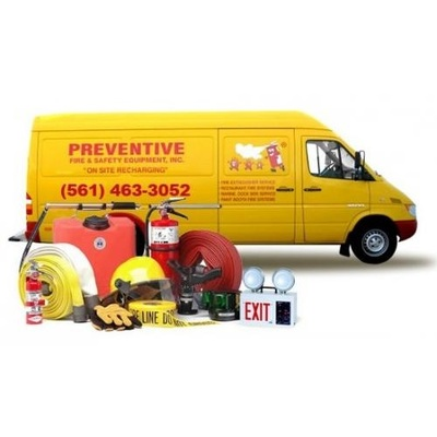 Preventive Fire & Safety Equipment in Delray Beach, FL 33445 Safety Equipment
