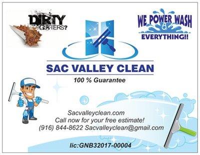 Sac Valley Clean in sacramento, CA 95821 Pressure Washing Service