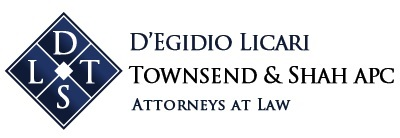 D'Egidio Shah & Townsend, APC in Mission Valley - SAN DIEGO, CA 92108 Personal Injury Attorneys