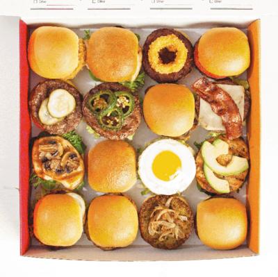 Burgerim Gourmet Burgers in Midtown - Atlanta, GA American Restaurants
