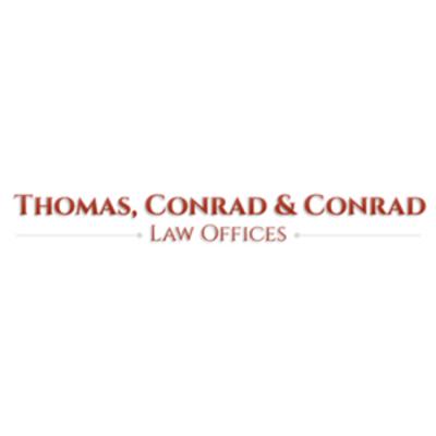 Thomas, Conrad & Conrad Law Offices in Allentown, PA 18101 Attorneys Personal Injury & Property Damage Law
