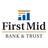 First Mid Bank & Trust Martinsville in Martinsville, IL 62442 Banks