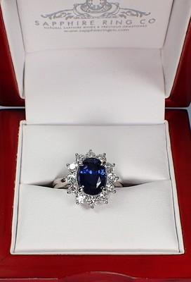 Sapphire rings co in Tampa, FL 33626 Antique Jewelry