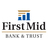 First Mid Bank & Trust Bloomington in Bloomington, IL 61704 Banks