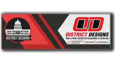 District Designs in Laurel, MD 20707 Textile & Apparel Services