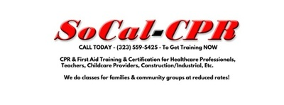 SoCal-CPR Safety Training in Burbank, CA Adult Education School
