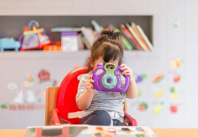 Karina's Day Care WeeCare in Glendale, CA 91205 Child Care & Day Care Services