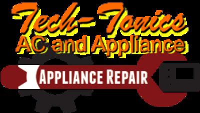 Tech-Tonics AC and Appliance repair in Tulsa, OK 74134 Appliance Repair Services