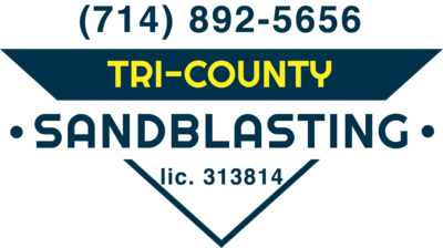 Tri-County Sandblasting in Westminster, CA Cleaning & Restoration Contractors, Including Sandblasting