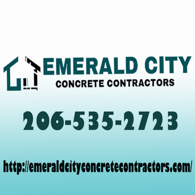 Emerald City Concrete Contractors in Westlake - Seattle, WA 98109 Concrete Contractors