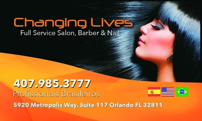 Changing Lives Salon and barber in Metro West - Orlando, FL 32811 Beauty Salons
