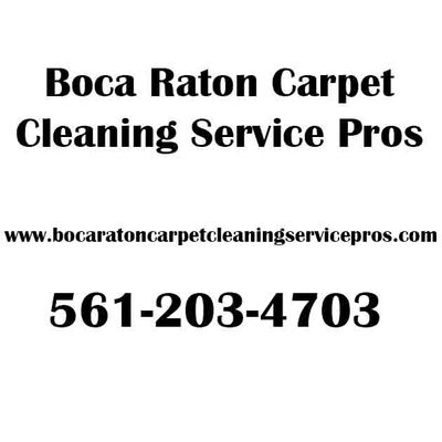 Boca Pros in Boca Raton, FL 33431 Carpet Cleaning & Repairing