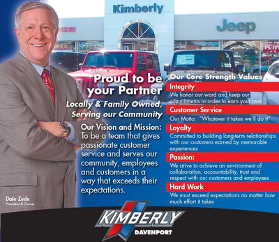 Kimberly Car City in Davenport, IA 52806 New Car Dealers