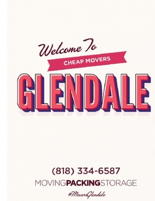 Cheap Movers Glendale in City Center - Glendale, CA 91205 Moving Companies