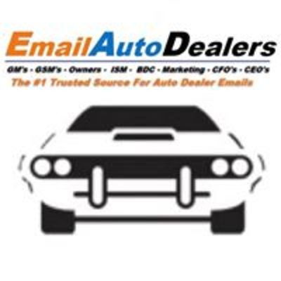 Email Auto Dealers in Palm Beach Gardens, FL Mailing Services