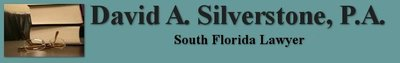 The Law Office Of David A. Silverstone, P.A. in Fort Lauderdale, FL 33316 Attorneys