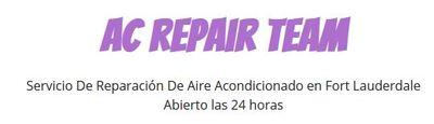 AC Repair Team in Middle River Terrace - Fort Lauderdale, FL 33304 Air Conditioning & Heating Repair