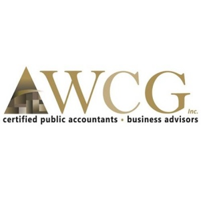 WCG Inc. in Briargate - Colorado Springs, CO 80920 Accounting, Auditing & Bookkeeping Services