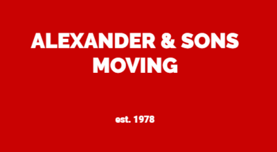 Alexander & Sons Moving in Downtown - Stamford, CT 06901 Moving & Storage Consultants