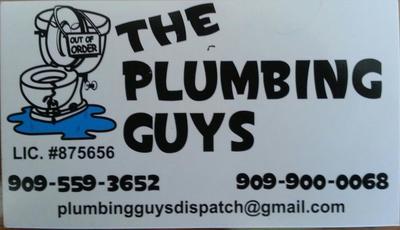 The Plumbing Guys in Lake Elsinore, CA 92530