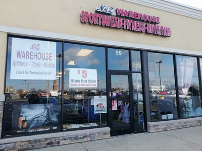 N&Z Warehouse in Lombard, IL Exercise & Physical Fitness Equipment