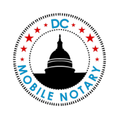 DC Mobile Notary in Washington, DC Business Legal Services