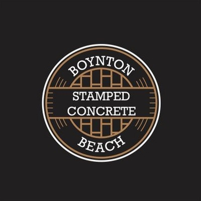 Boynton Beach Stamped Concrete in Boynton Beach, FL 33437 Concrete Contractors
