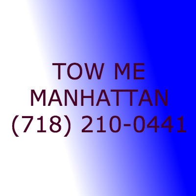 Tow Me Manhattan in Upper West Side - New York, NY 10025 Auto Towing Services