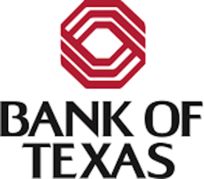 Bank of Texas in Fort Worth, TX 76135 Banks