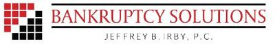 Jeffrey B. Irby Attorney - Bankruptcy.Solutions in Huntsville, AL 35801 Legal & Tax Services