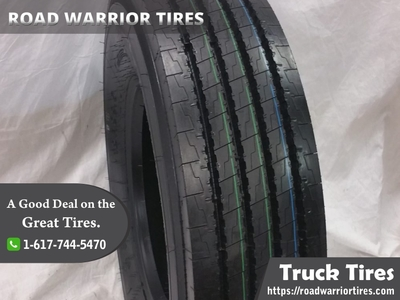 ROAD WARRIOR TIRES in Watertown, MA 02472 Tires Dealers Commercial
