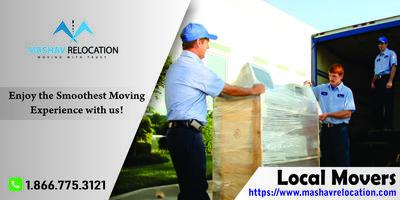 Mashav Relocation in Baltimore, MD 20705 Transportation