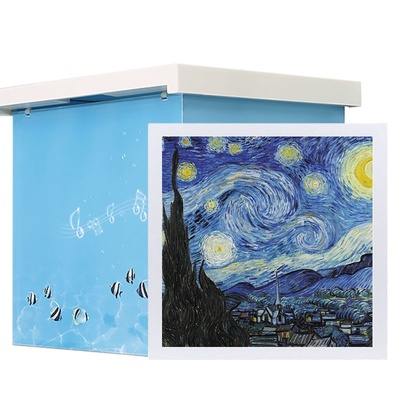 Van Gogh Starry Night Hidden Shelf in Washington, DC 20036 Home Decor Accessories & Supplies