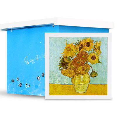 Van Gogh Sunflowers Hidden Shelf in Washington, DC 20036 Home Decor Accessories & Supplies