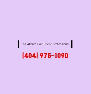 The Atlanta Hair Stylist Professional in Decatur, GA 30030 Hair Stylists