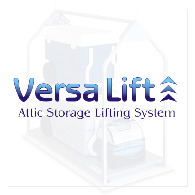 Versa Lift Attic Storage Lifting Systems in Oklahoma City, OK 73132 Home & Garden Products