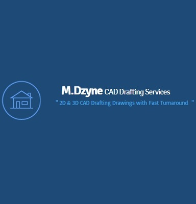 MDzyne CAD Drafting Services in Los Angeles, CA Computer Aided Design Systems & Services