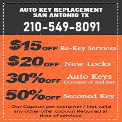 Residential Key Replacement San Antonio TX in San Antonio, TX Locksmith Referral Service