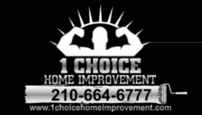 1Choice Home Improvement San Antonio: Remodeling, Roofing & General Contractors in Greater Harmony Hills - San Antonio, TX Residential Remodelers