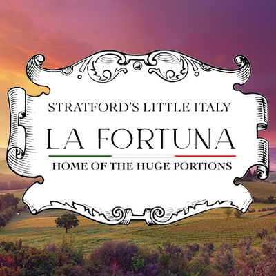 La Fortuna Bar & Restaurant in Stratford, CT Italian Restaurants