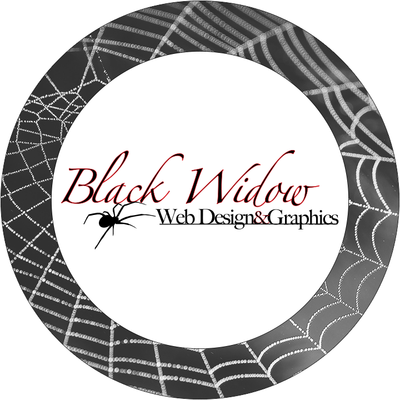 Black Widow Web Design and Graphics in Chattanooga, TN Computer Software & Services Web Site Design