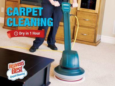 Heaven's Best Carpet Cleaning Norfolk NE in Norfolk, NE Carpet & Rug Cleaners Commercial & Industrial