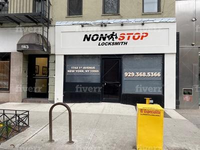 NONSTOP LOCKSMITH in Upper East Side - New York, NY 10065 Locks & Locksmiths