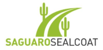 Saguaro Sealcoat, Inc. in Cherry Avenue - Tucson, AZ 85706 Asphalt Paving Contractors