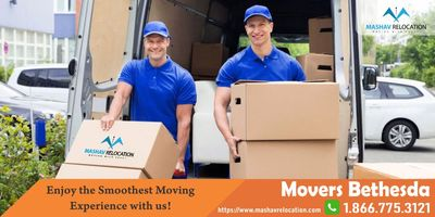 Movers Bethesda  in Baltimore, MD 20705 Moving & Storage Supplies & Equipment