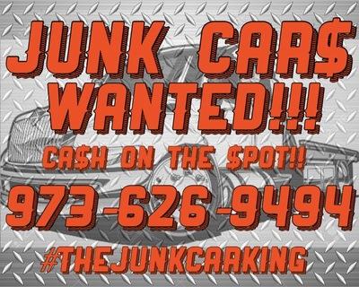 Cash For Junk Cars NJ in Forest Hill - Newark, NJ Junk Car Removal