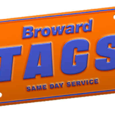 Broward Tags in Hollywood, FL 33024 Auto Tags & Titles