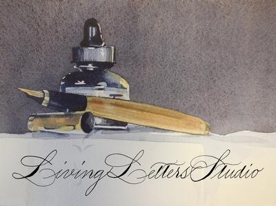 Living Letters Studio, Inc. in Wilmington, DE 19805 Calligraphers Commercial